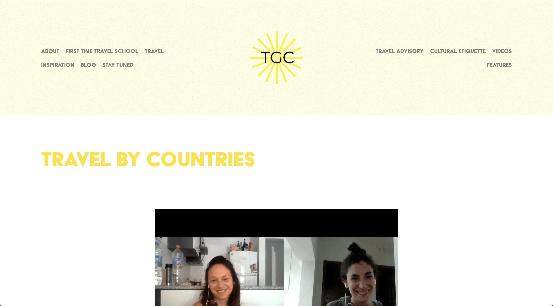 the global curious blog